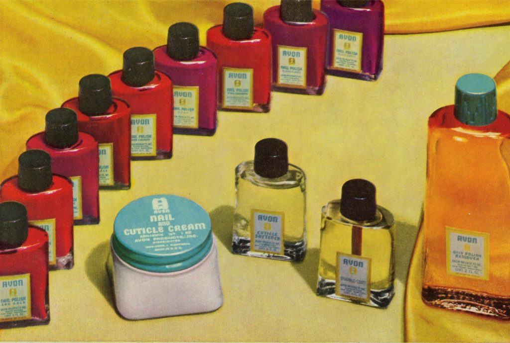 TBT: A Look Back At Avon\'s Knack For Nail Polish